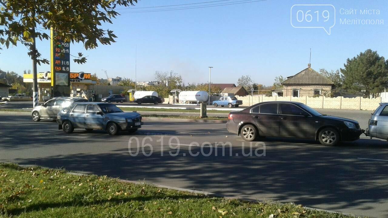 В Мелитополе произошло ДТП с участием трех автомобилей, - ФОТО, фото-6