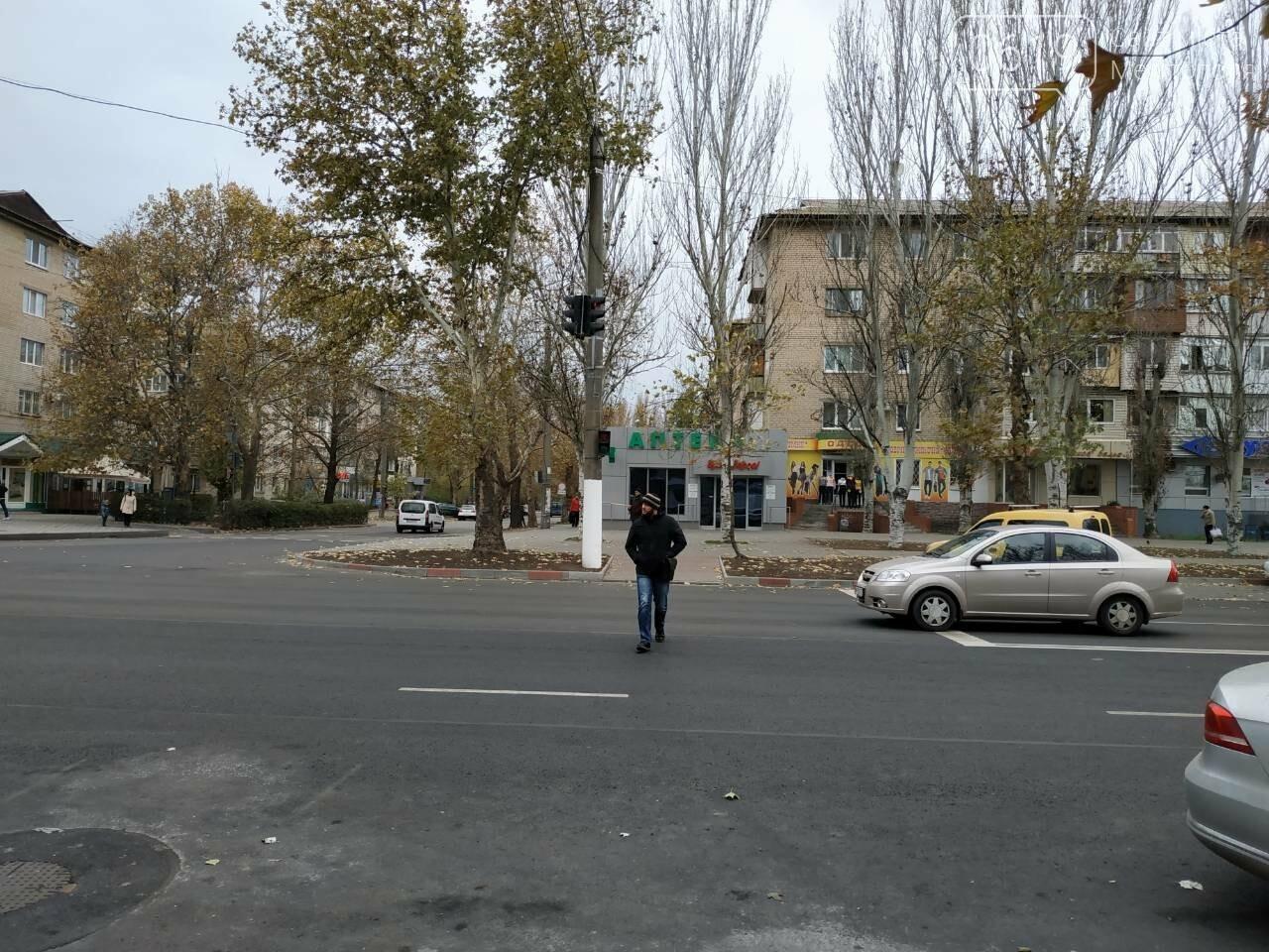 В Мелитополе установили еще один светофор , фото-1, Фото сайта 0619
