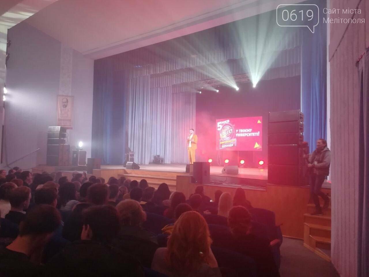"""Звезды """"Лиги смеха"""" отмечают юбилей в Мелитополе , фото-4"""