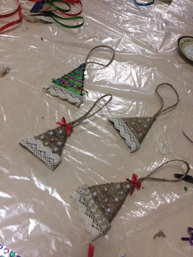 Мелитопольцы своими руками делали новогодние игрушки, - ФОТО , фото-5, Фото сайта 0619