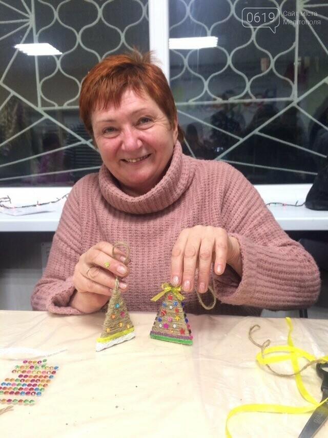 Мелитопольцы своими руками делали новогодние игрушки, - ФОТО , фото-3, Фото сайта 0619