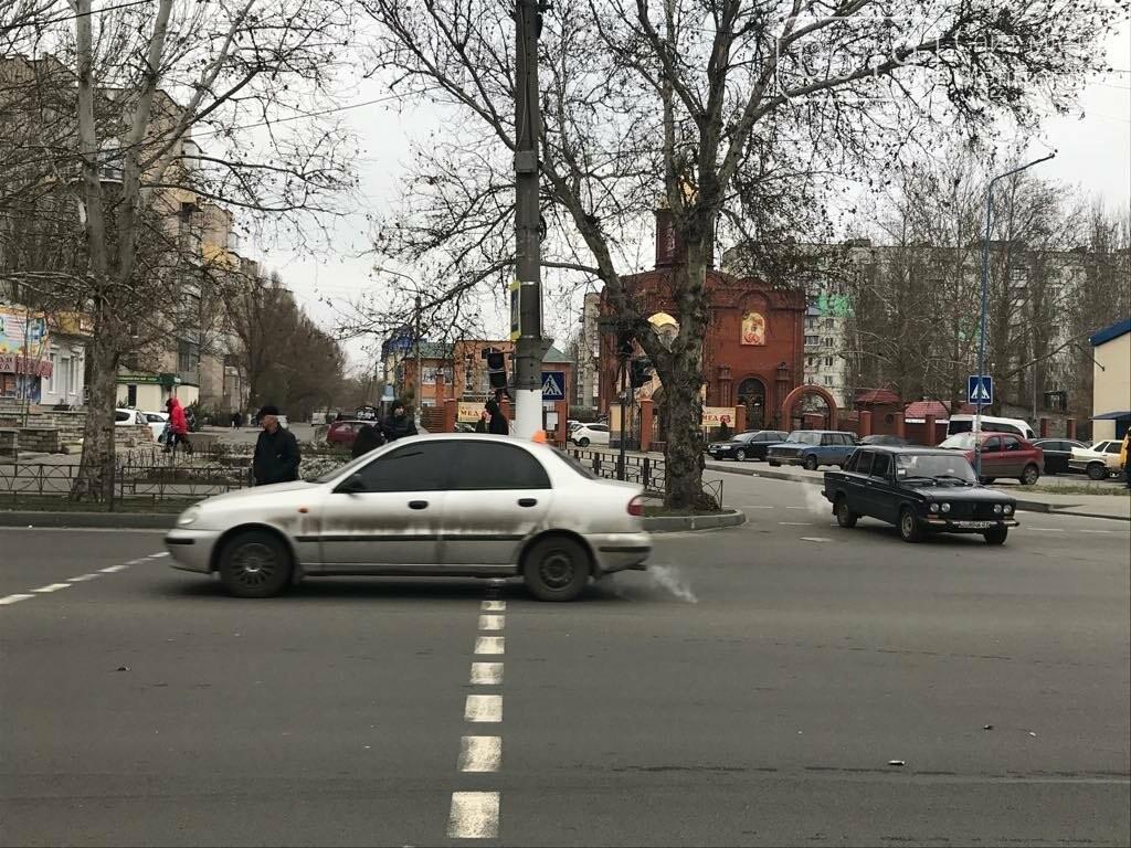 В Мелитополе на микрорайоне снова не работают светофоры, фото-2