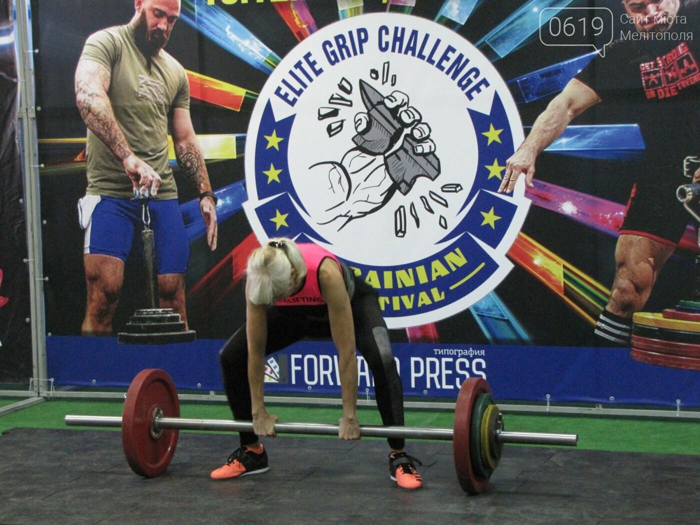 В Мелитополе сильнейшие атлеты соревновались в силе хвата, фото-6