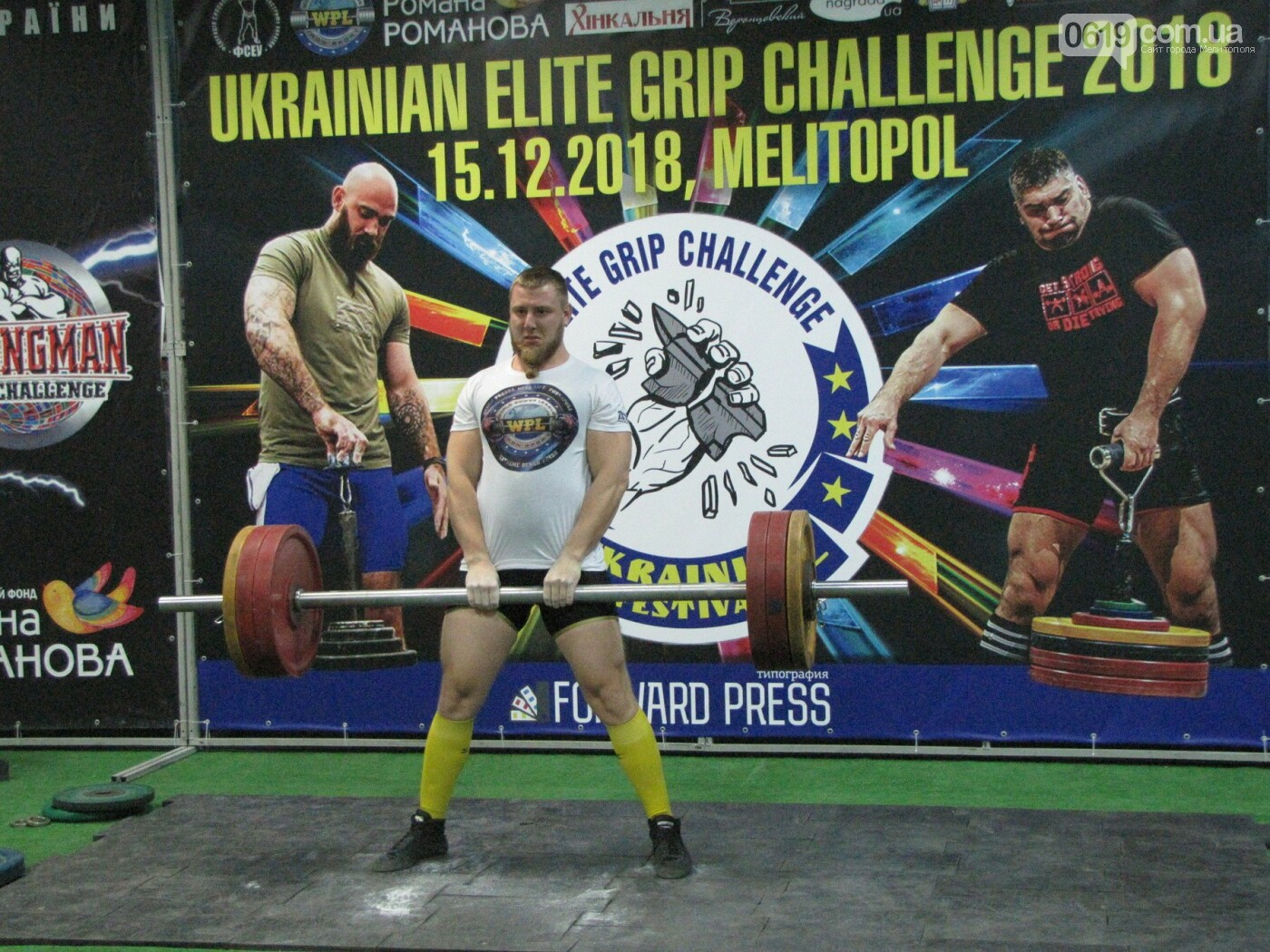 В Мелитополе сильнейшие атлеты соревновались в силе хвата, фото-35