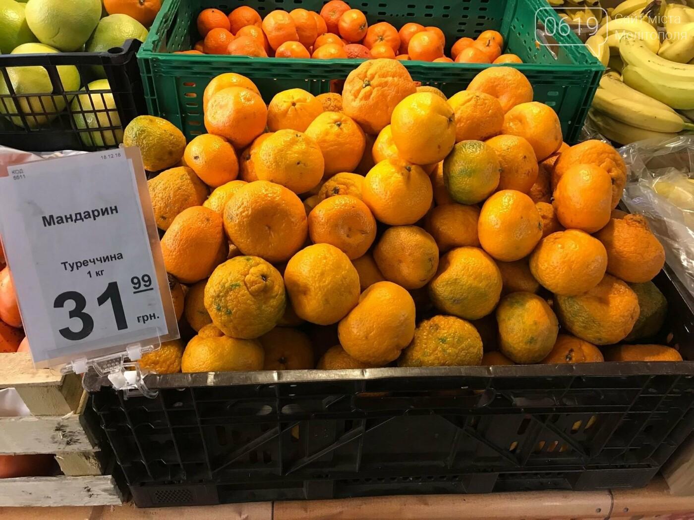 """Сколько в Мелитополе стоят """"новогодние"""" продукты, фото-2"""