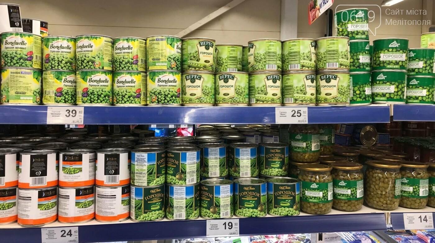 """Сколько в Мелитополе стоят """"новогодние"""" продукты, фото-9"""