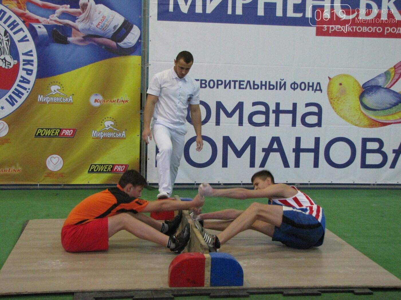 В Мелитополе на одном помосте сражались новички и титулованные мас-рестлеры , фото-31