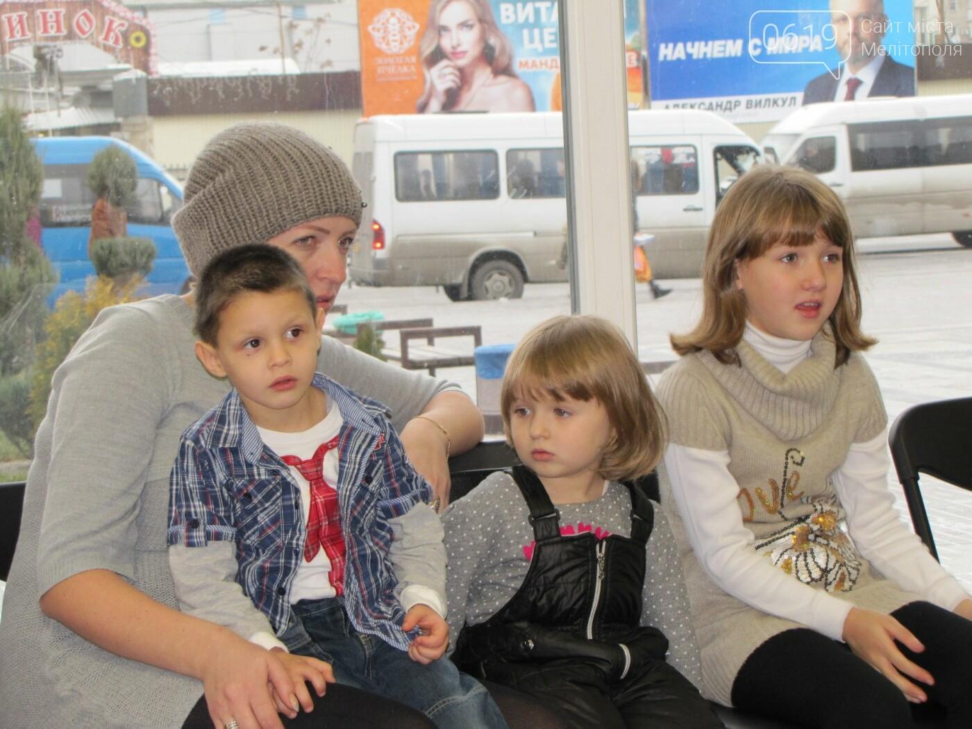 """Компания """"Hegelmann Transporte Ukraine"""" подарила маленьким мелитопольцам сказку, фото-35"""
