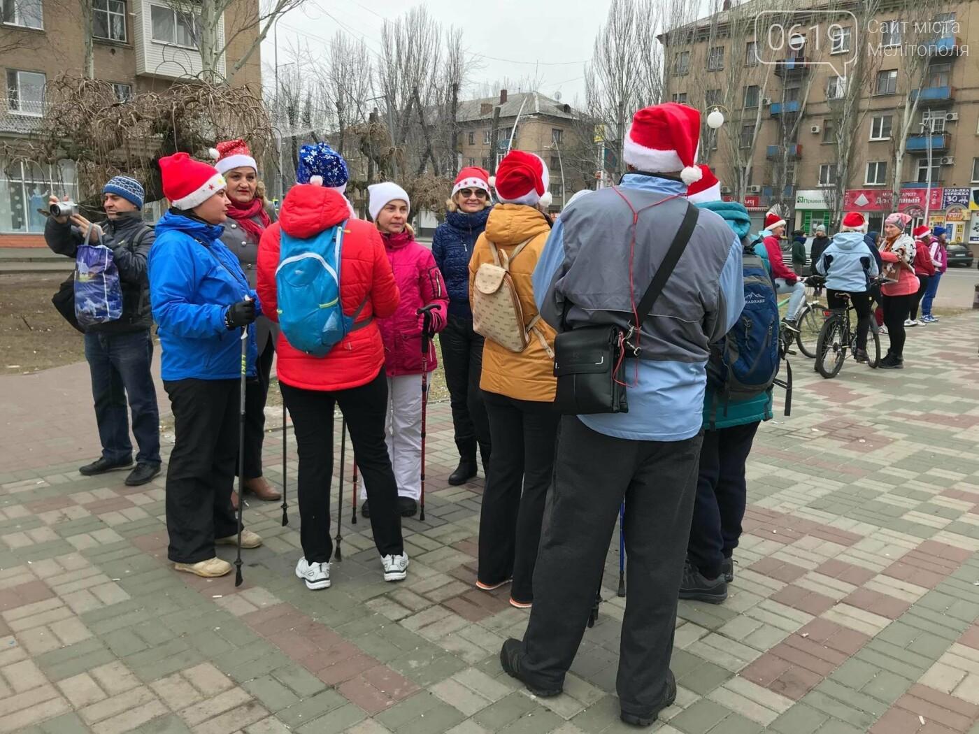 Новый год мелитопольцы начали с трезвой пробежки, фото-10