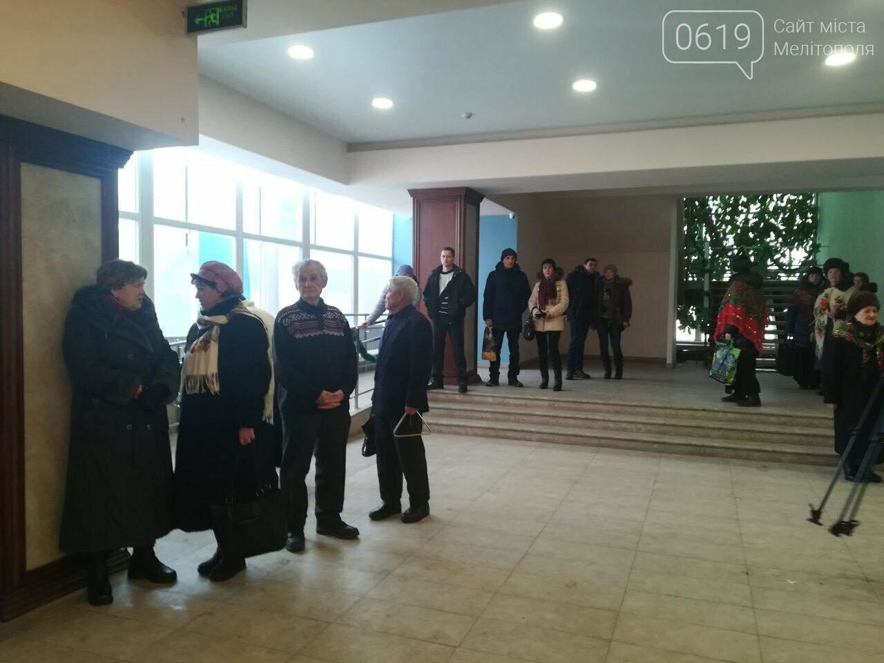 В Мелитополе началось празднование Рождества , фото-4