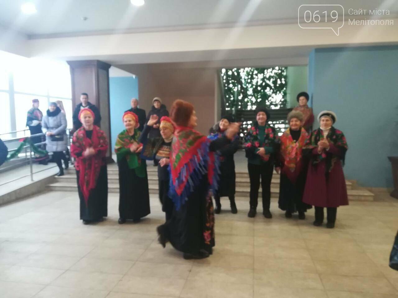 В Мелитополе началось празднование Рождества , фото-7