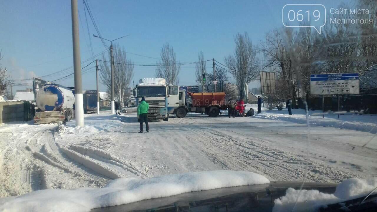 В Мелитополе произошло массовое ДТП с пострадавшим, - ФОТО, фото-2, Фото сайта 0619