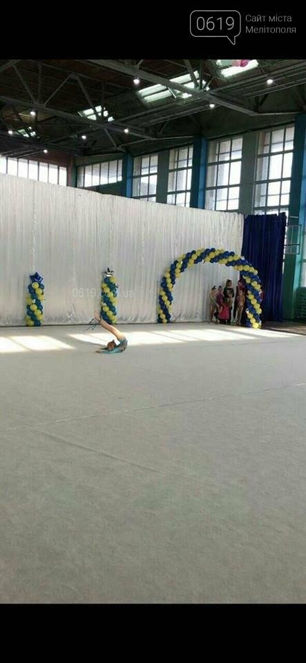 Мелитопольские гимнастки показали мастерство на чемпионате города , фото-2