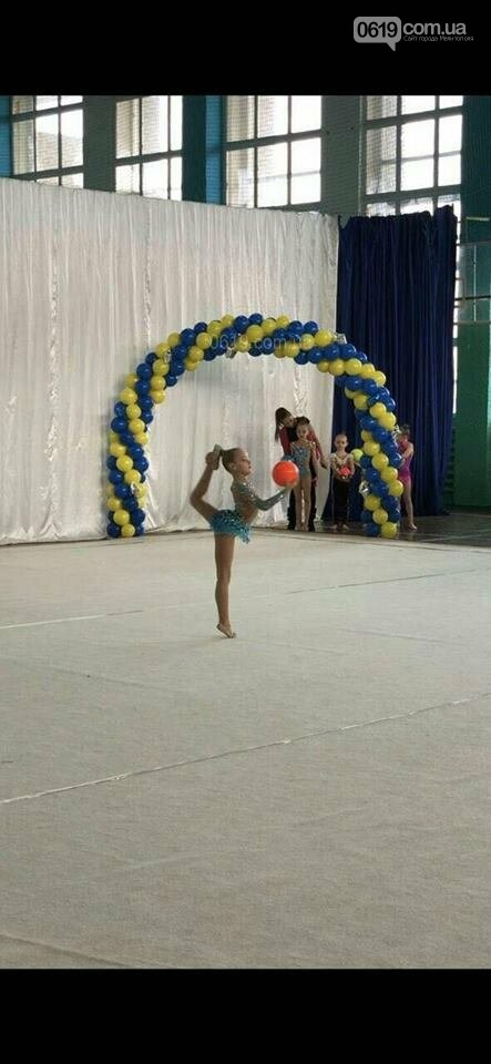 Мелитопольские гимнастки показали мастерство на чемпионате города , фото-4