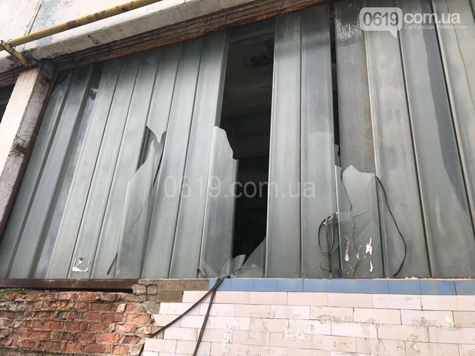 Мелитопольцы вновь могут пострадать из-за аварийного завода , фото-4