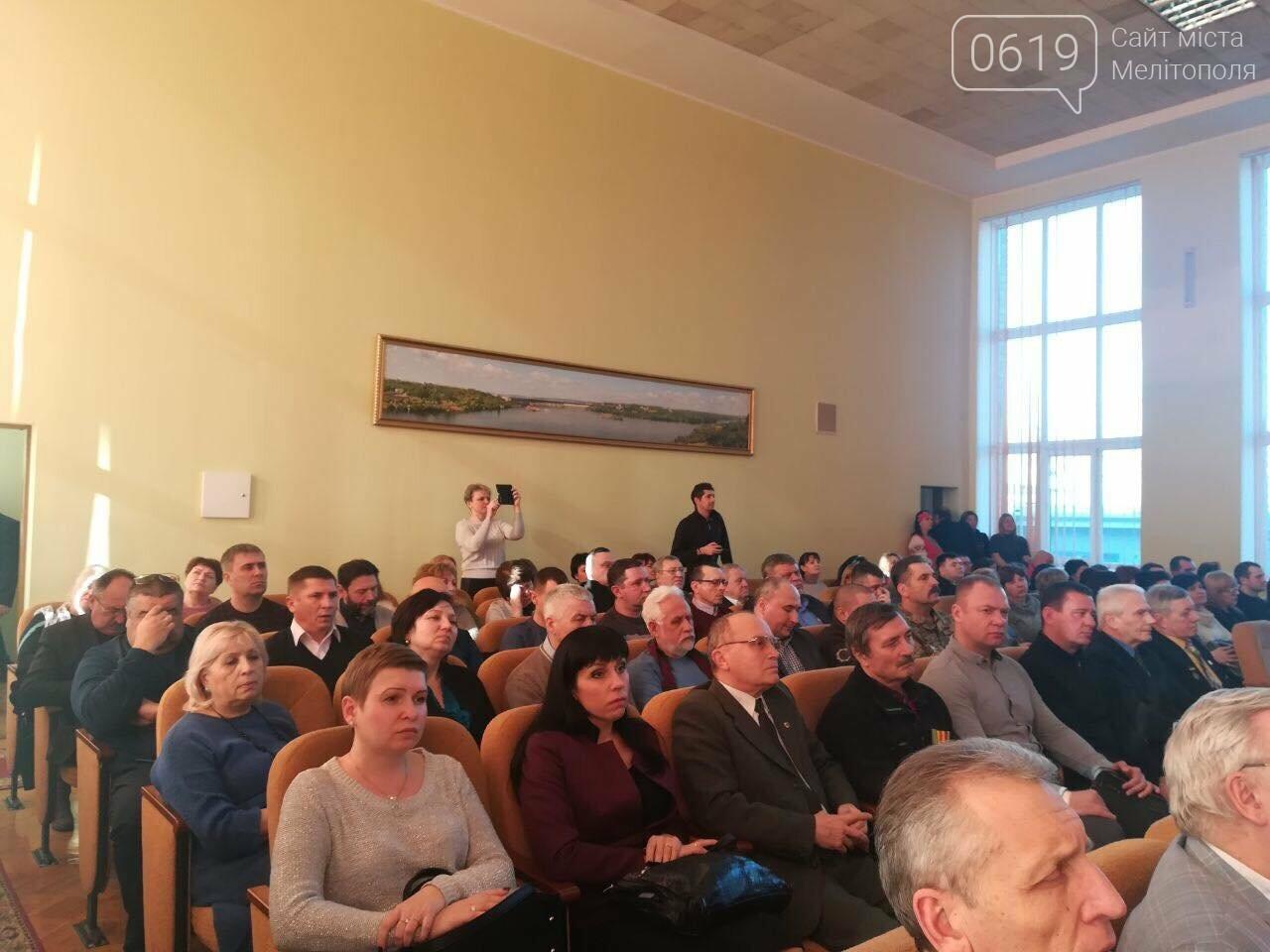 В День соборности мелитопольцам вручили почетные грамоты, фото-2