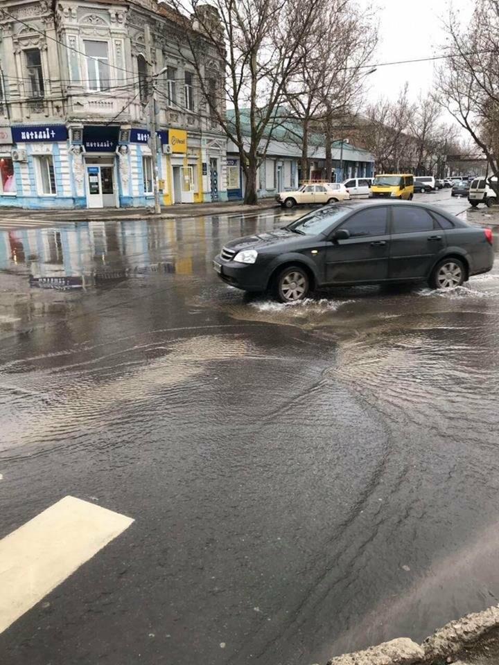 В Мелитополе затопило нижнюю часть города, - ФОТО , фото-4, Фото сайта 0619