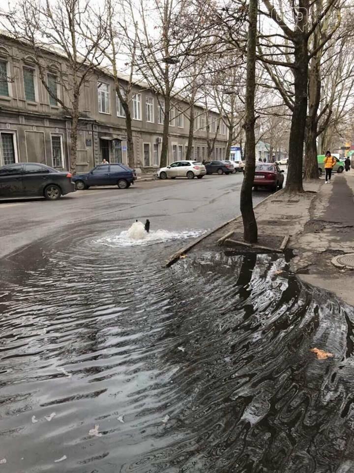 В Мелитополе затопило нижнюю часть города, - ФОТО , фото-3, Фото сайта 0619