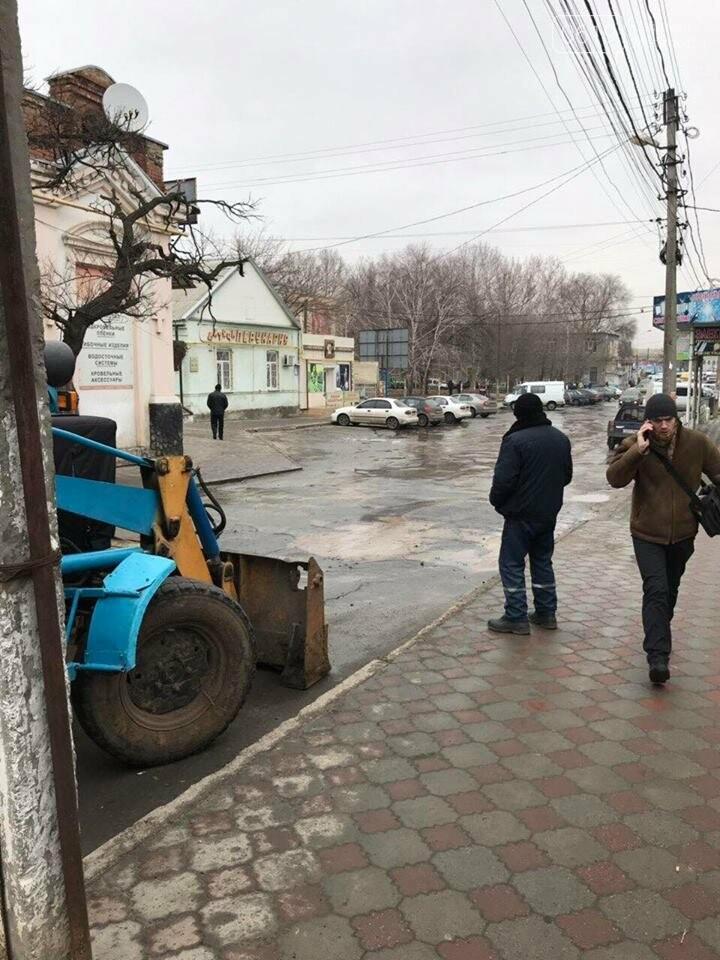 В Мелитополе затопило нижнюю часть города, - ФОТО , фото-8, Фото сайта 0619