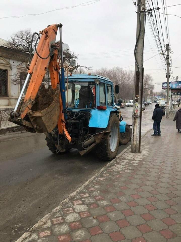 В Мелитополе затопило нижнюю часть города, - ФОТО , фото-9, Фото сайта 0619