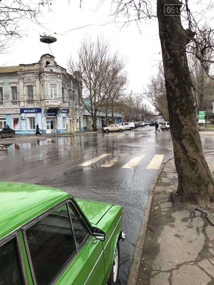 В Мелитополе затопило нижнюю часть города, - ФОТО , фото-7, Фото сайта 0619