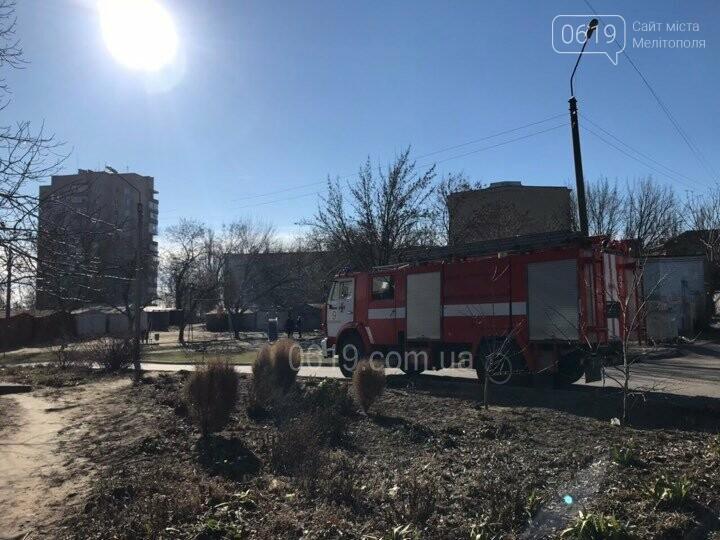 Мелитопольские спасатели проводят учения , фото-4, Фото сайта 0619