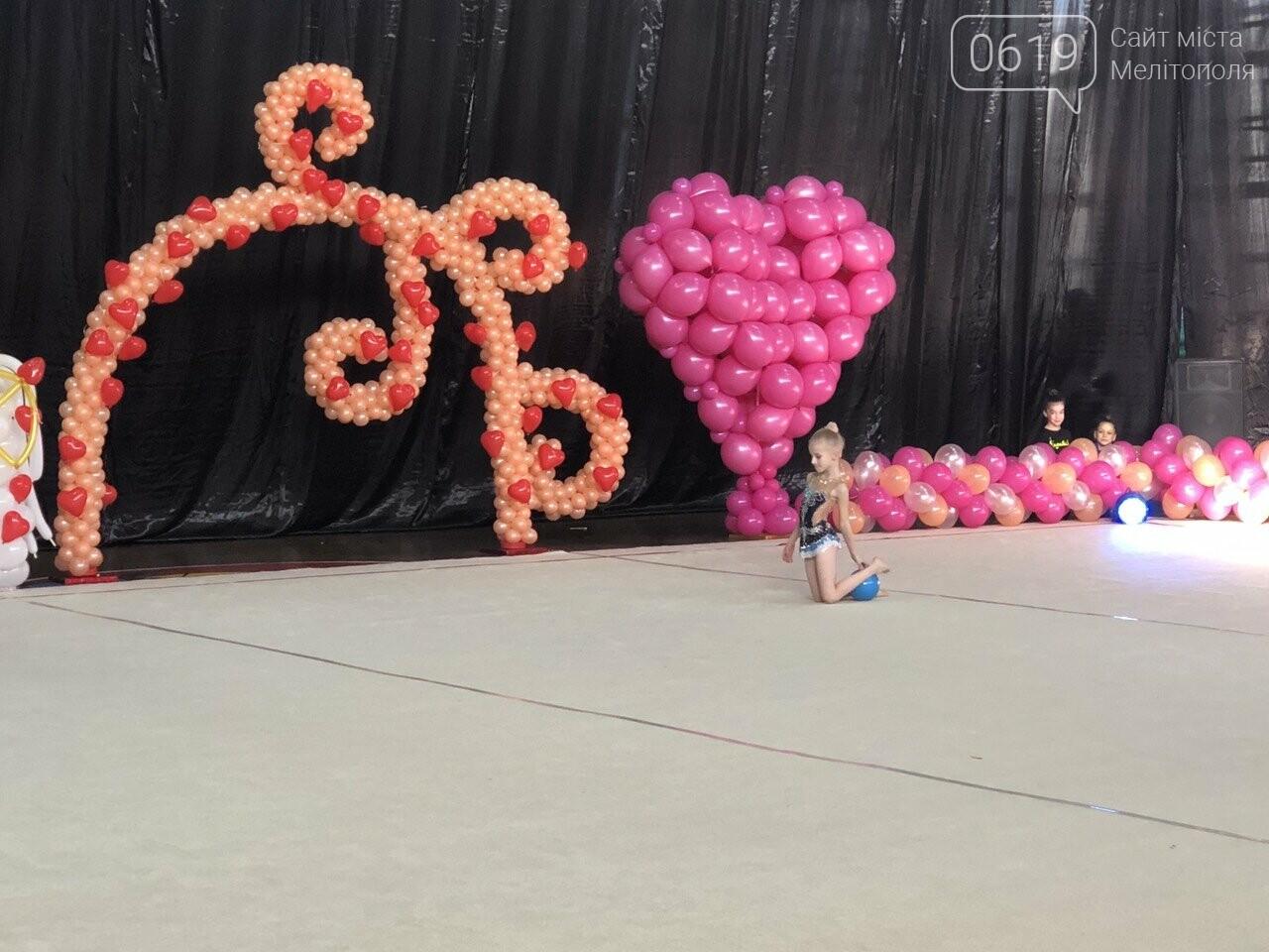 В Мелитополе проходит турнир по гимнастике , фото-1