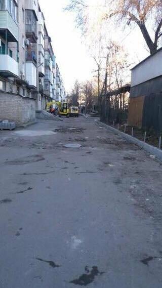 Мелитопольцы дождались ремонта дороги, фото-2, Фото предоставленные сайту 0619
