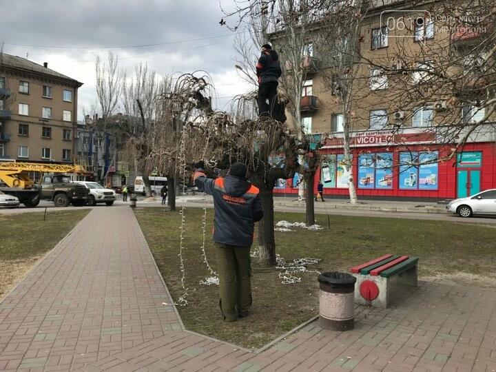 Мелитополь готовят к весне, фото-2, Фото сайта 0619
