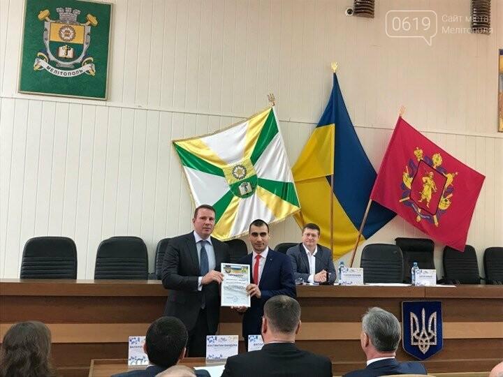 Одаренная молодежь Мелитополя получила стипендию мэра, фото-6