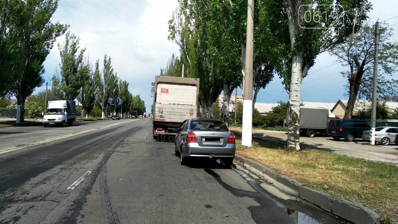 В Мелитополе на объездной произошло ДТП, - ФОТО , фото-2