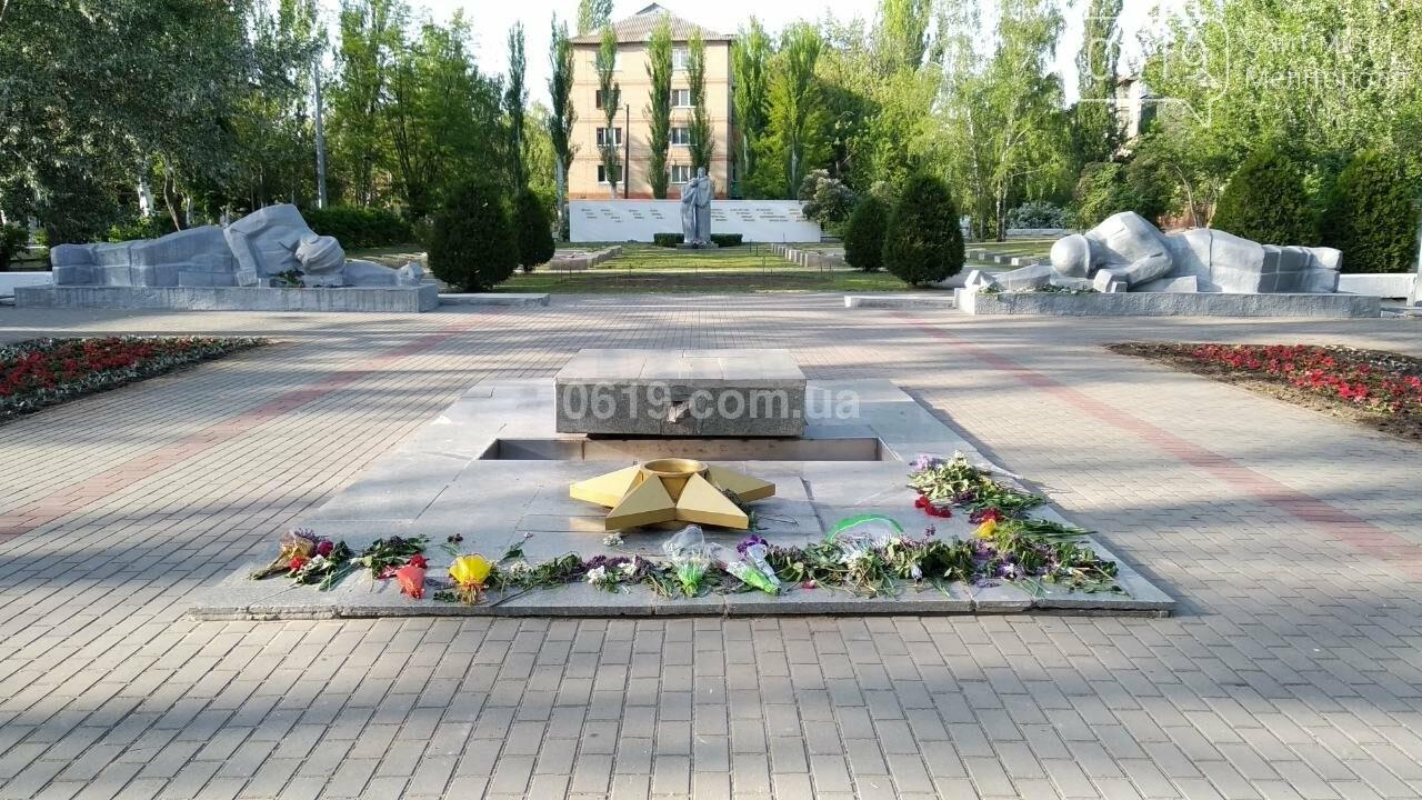 В День Победы в Мелитополе зажгут Вечный огонь, фото-1
