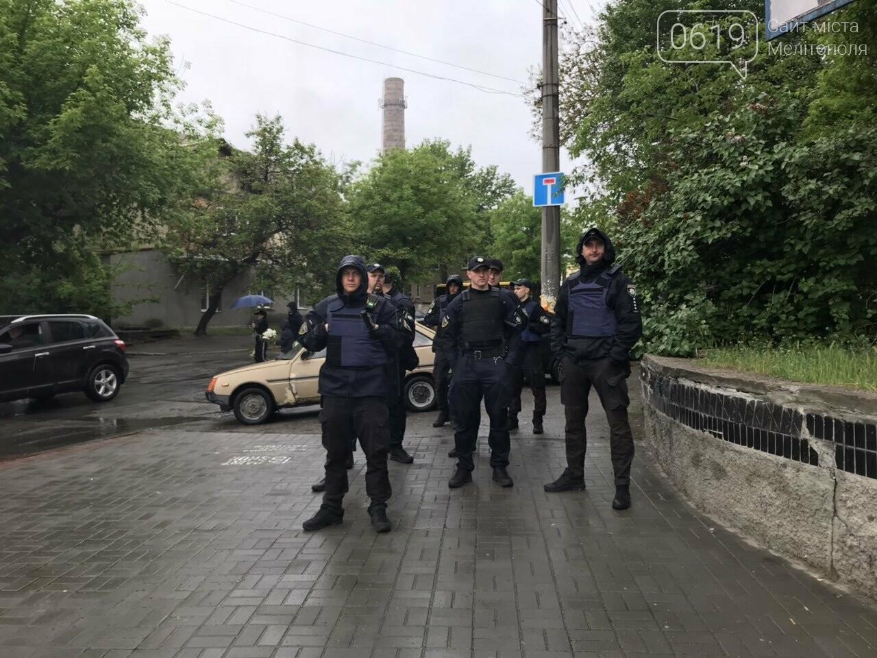 День Победы в Мелитополе прошел без массовых беспорядков, но с единичными инцидентами, фото-1