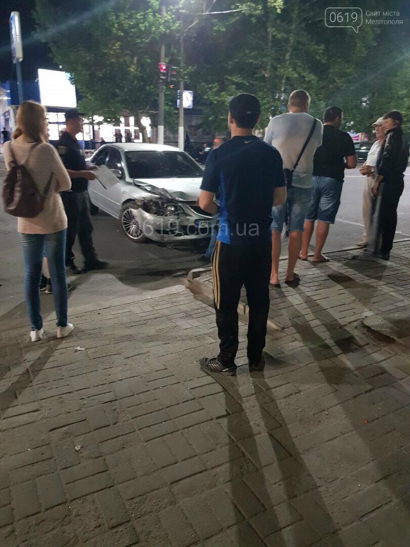 В Мелитополе произошло серьезное ДТП, - ФОТО, фото-1