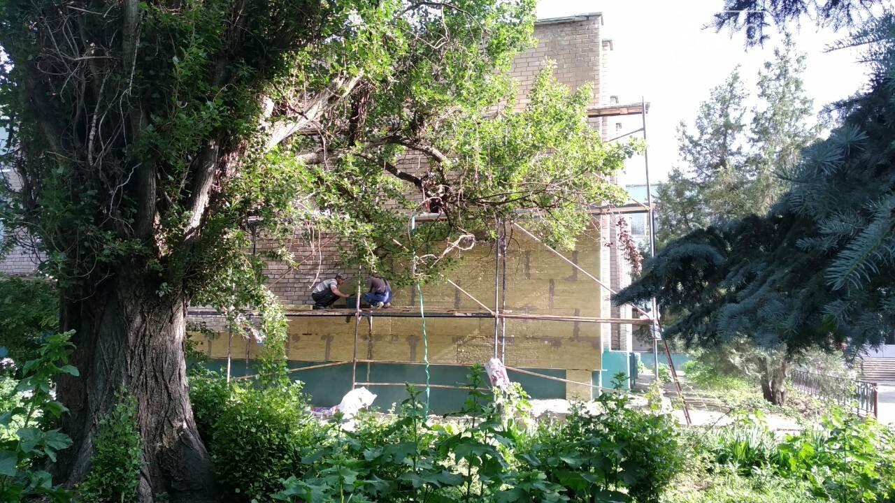 В Мелитополе проводят реконструкцию еще одной школы , фото-3