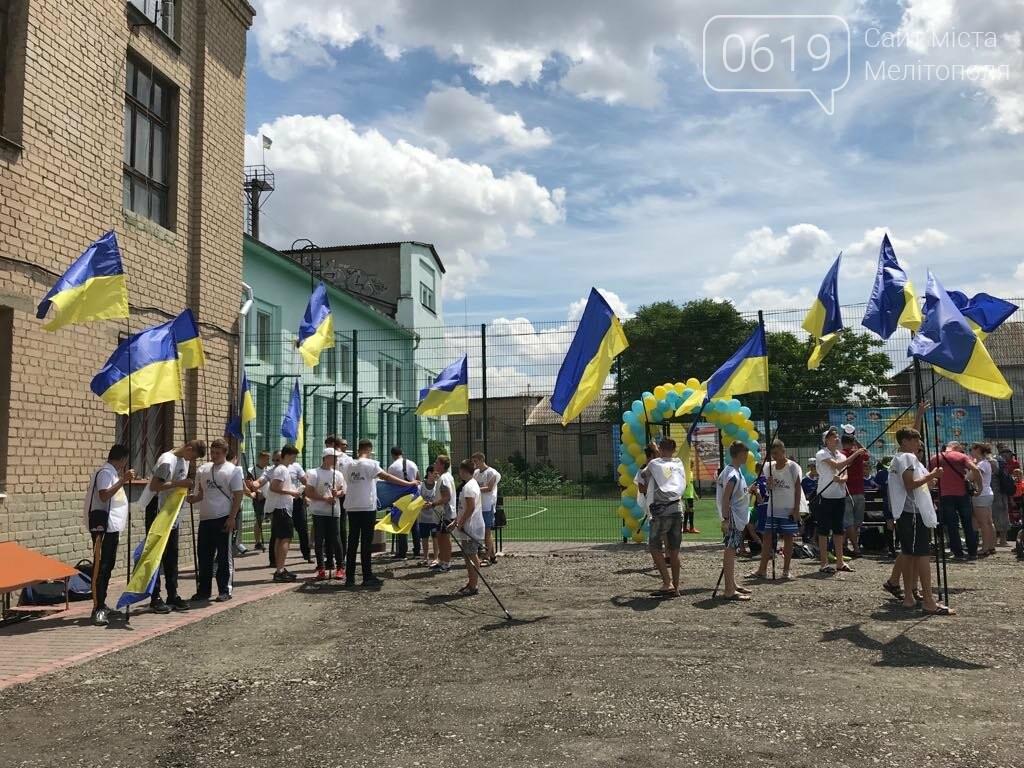 В Мелитополе открыли два футбольных поля, фото-4