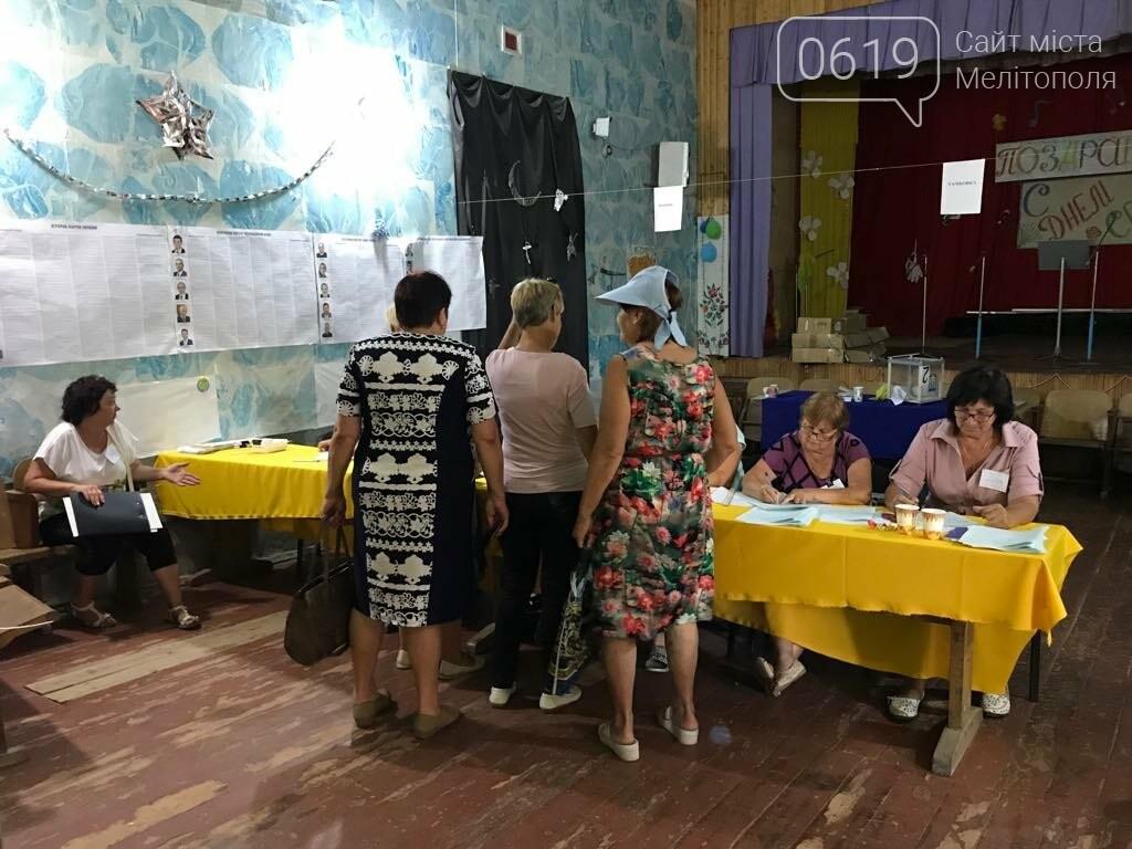 В Мелитопольском районе выборы проходят спокойно, фото-4