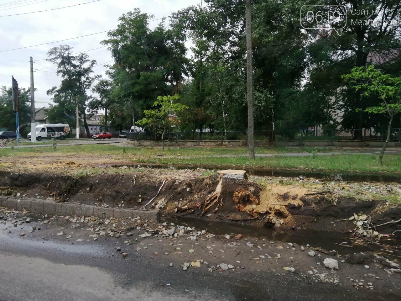 Ремонт самой оживленной дороги Мелитополя завершат в октябре , фото-3