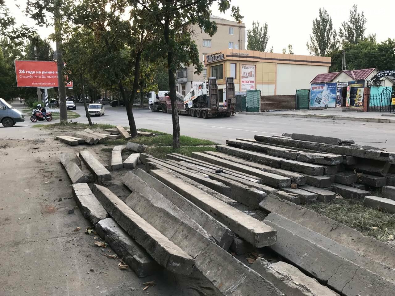 В Мелитополе продолжается ремонт внутридворовых территорий, фото-3
