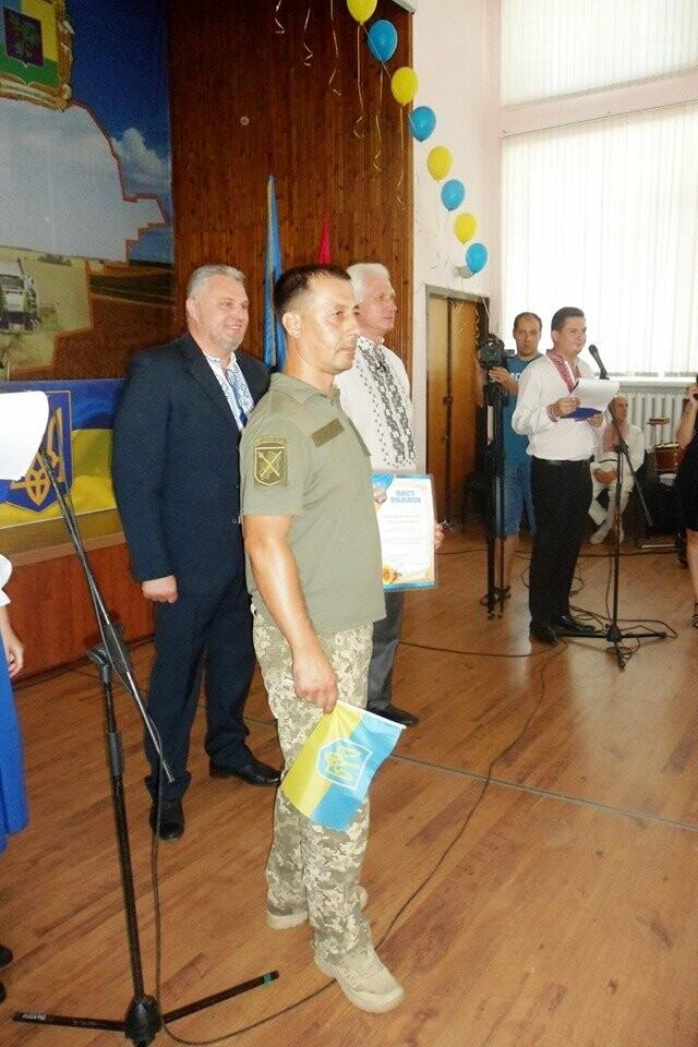 Военнослужащие Мелитопольского района получили награды , фото-5