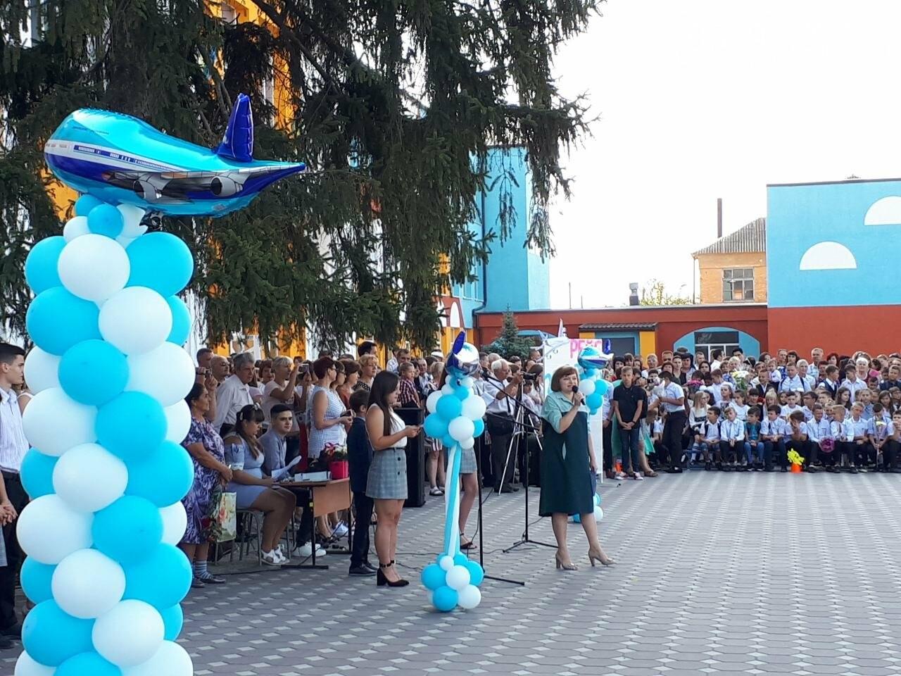 В мелитопольских школах отмечают День знаний, фото-6