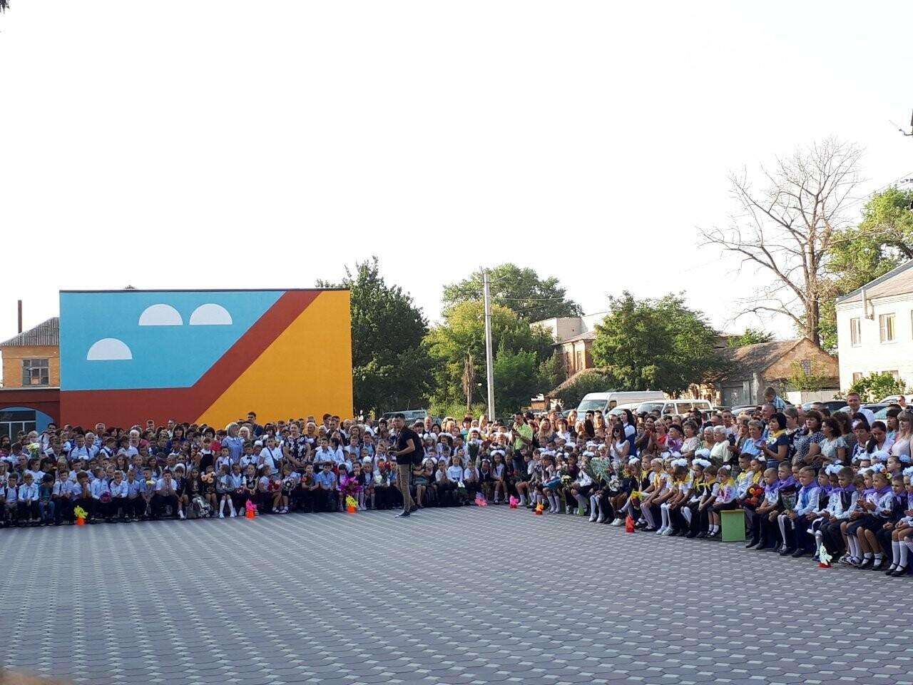 В мелитопольских школах отмечают День знаний, фото-7