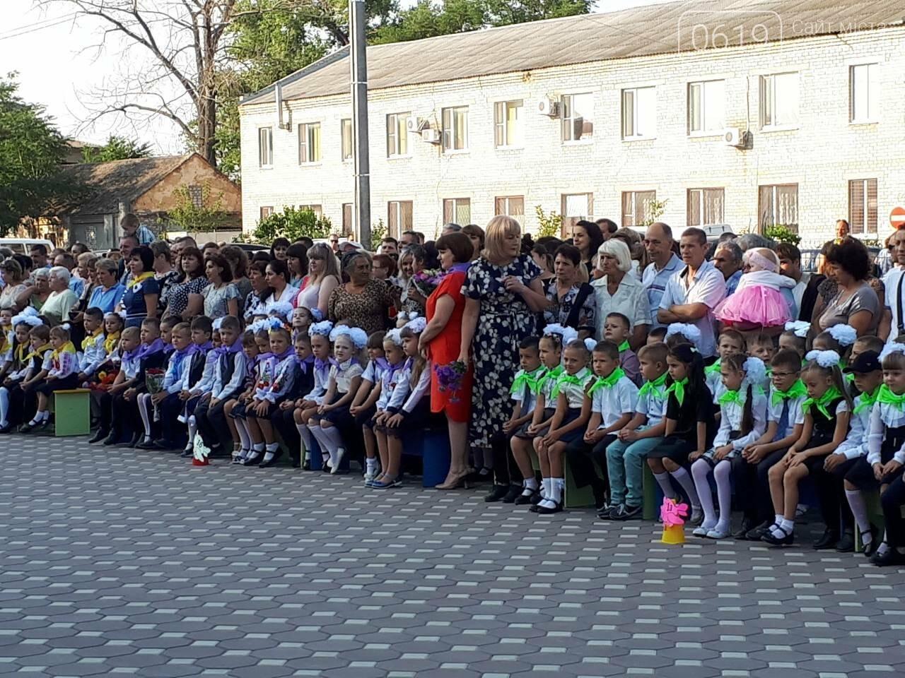 В мелитопольских школах отмечают День знаний, фото-9