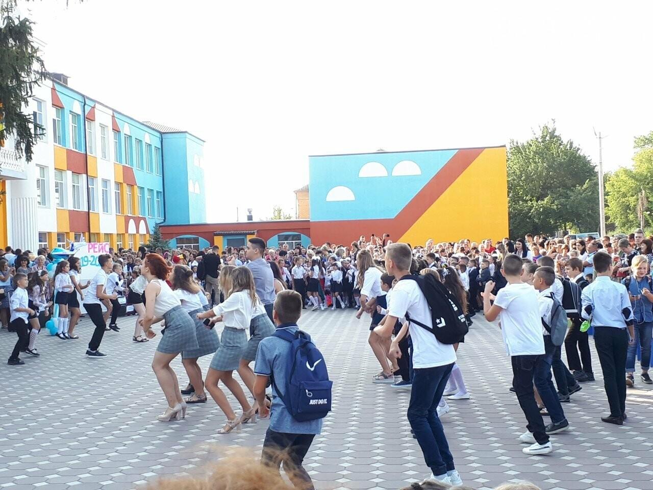 В мелитопольских школах отмечают День знаний, фото-10