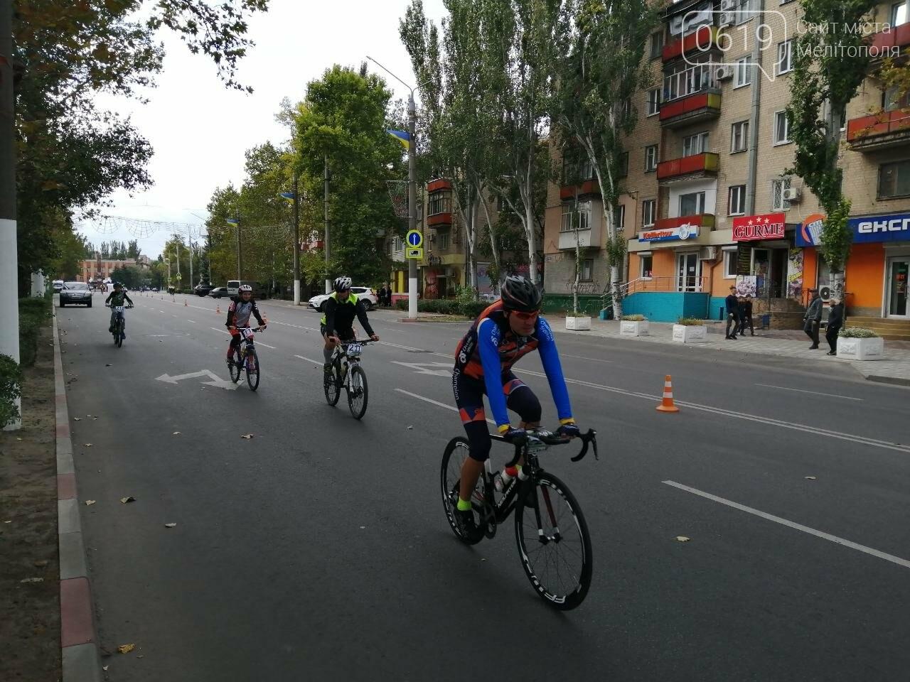 В Мелитополе состоялись масштабные велосоревнования, фото-3