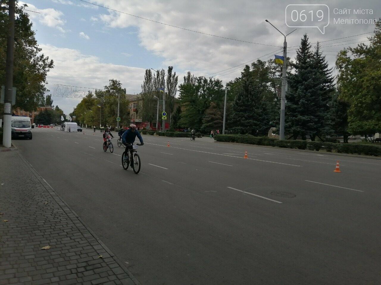 В Мелитополе состоялись масштабные велосоревнования, фото-2