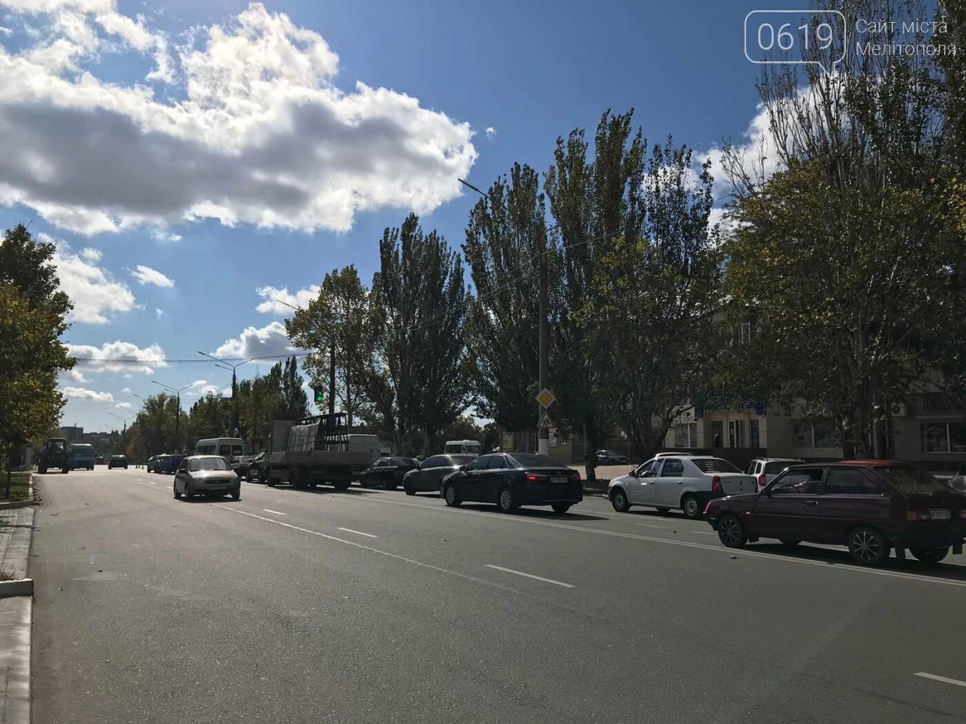 В Мелитополе произошло ДТП с пострадавшими, - ФОТО, ВИДЕО, фото-6