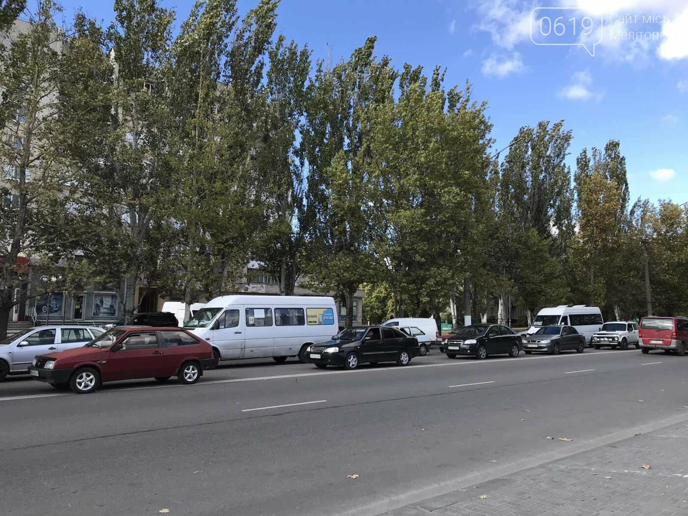 В Мелитополе произошло ДТП с пострадавшими, - ФОТО, ВИДЕО, фото-5