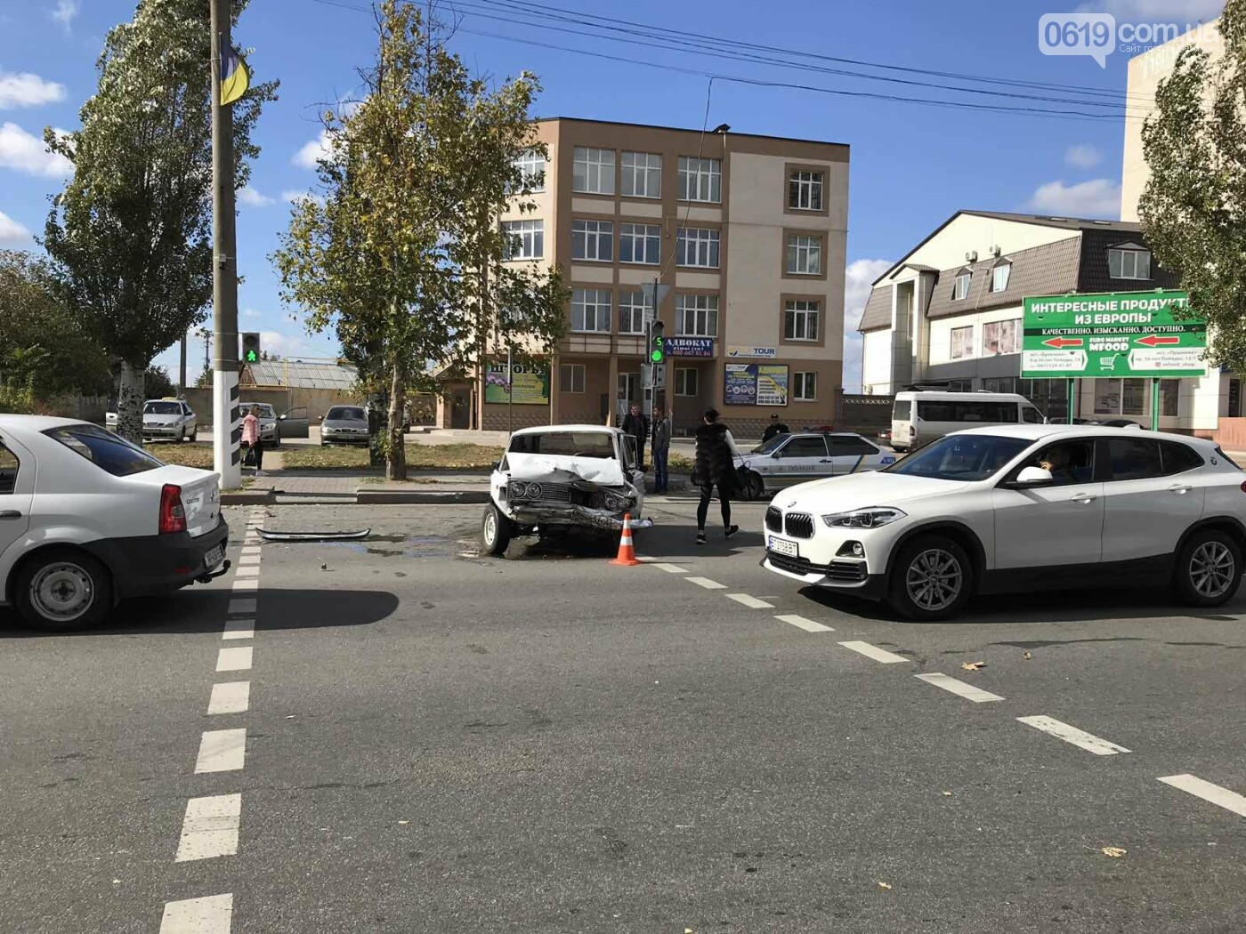 В Мелитополе произошло ДТП с пострадавшими, - ФОТО, ВИДЕО, фото-4
