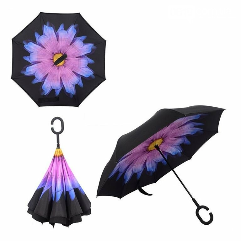 Аксессуар необходимый в любое время года - зонт Up-brella!, фото-5